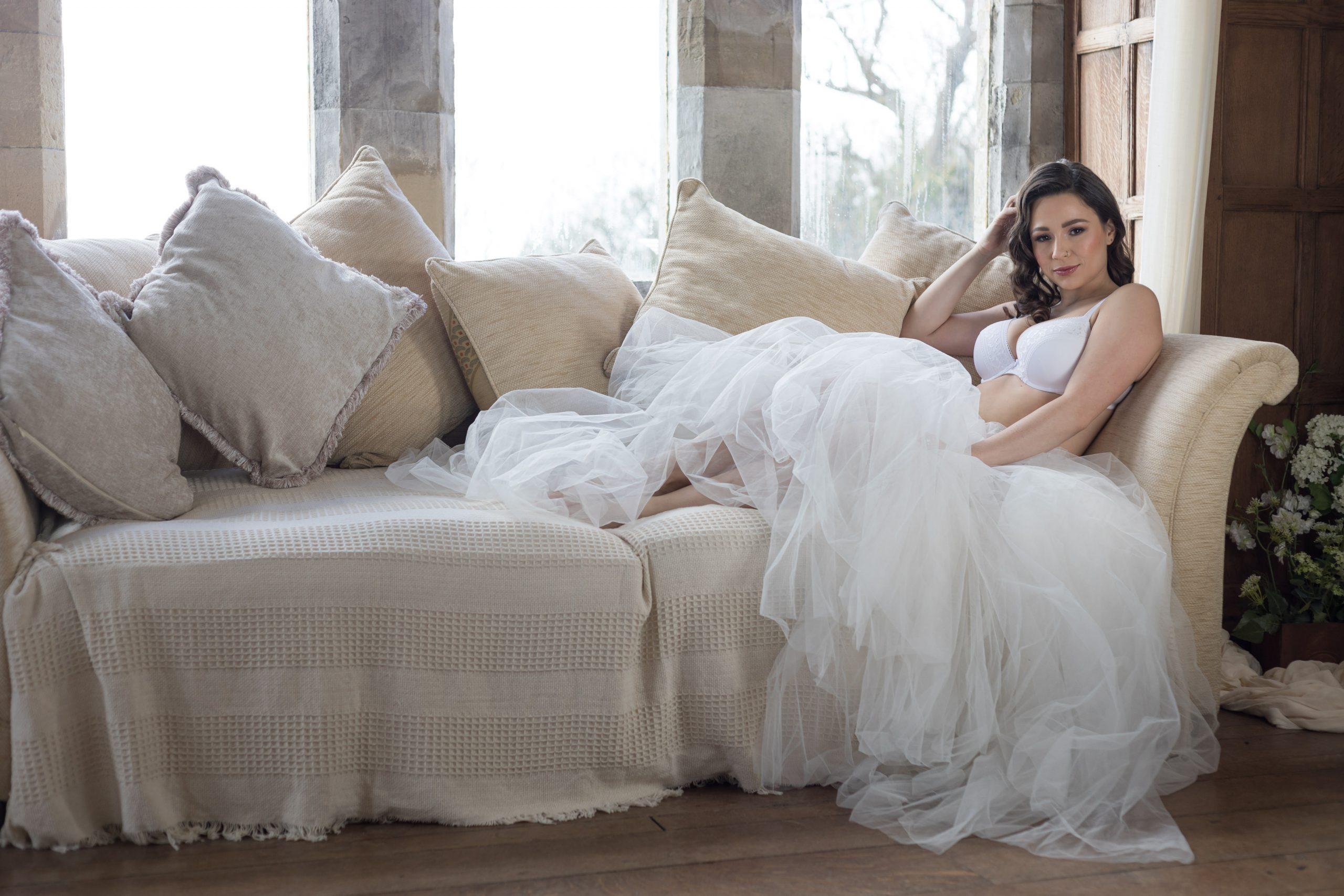 Kent bridal boudoir photographer