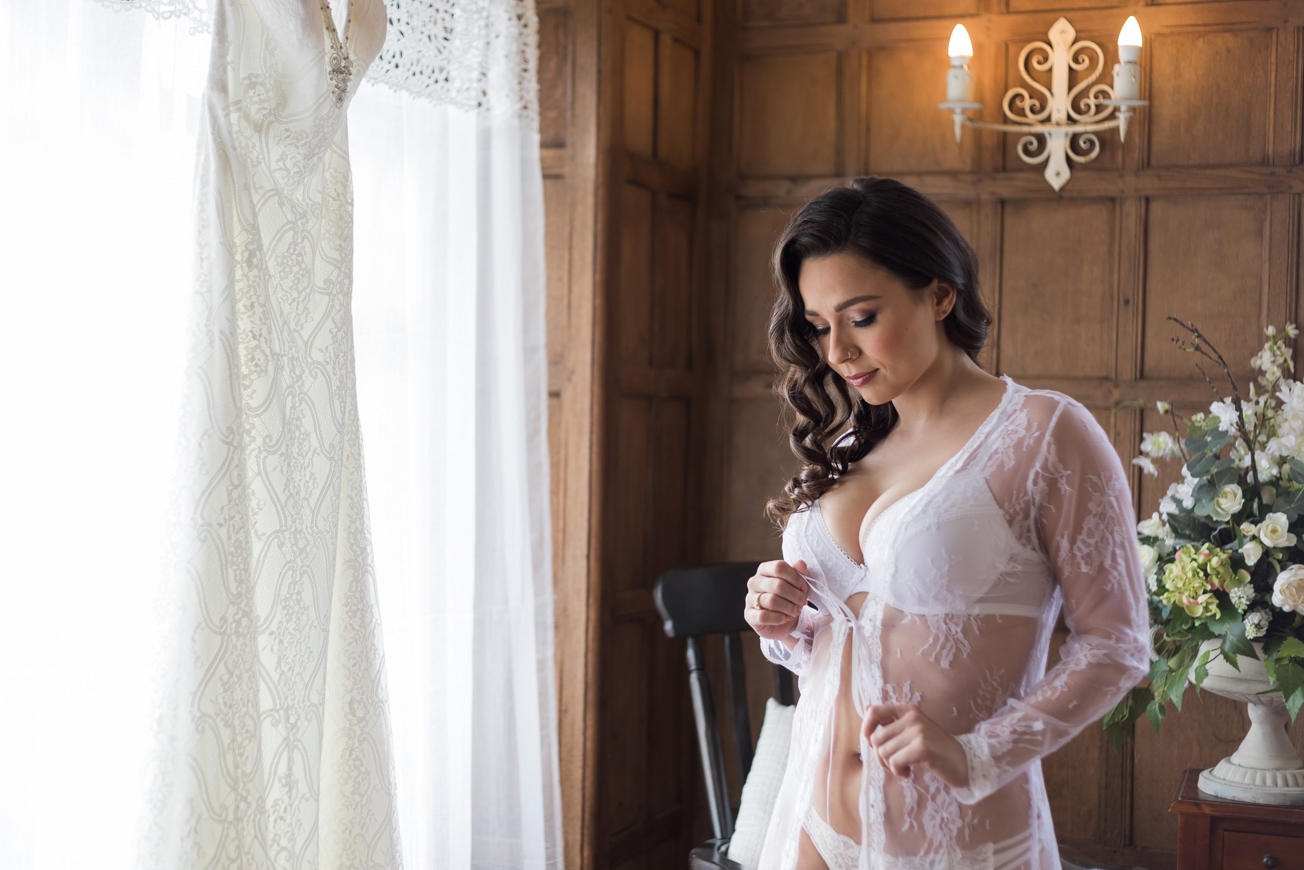 bridal boudoir photographer near me