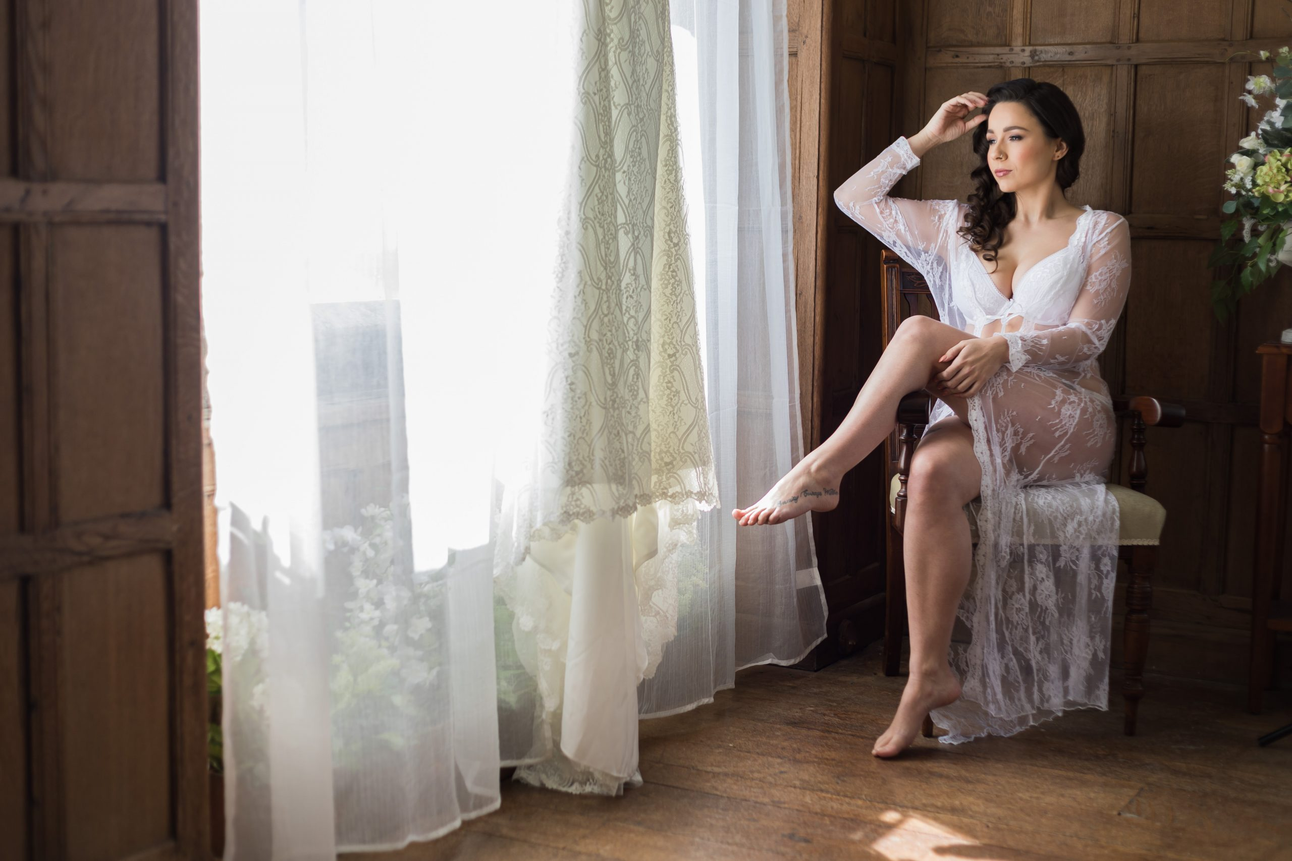 Bridal boudoir photography near me