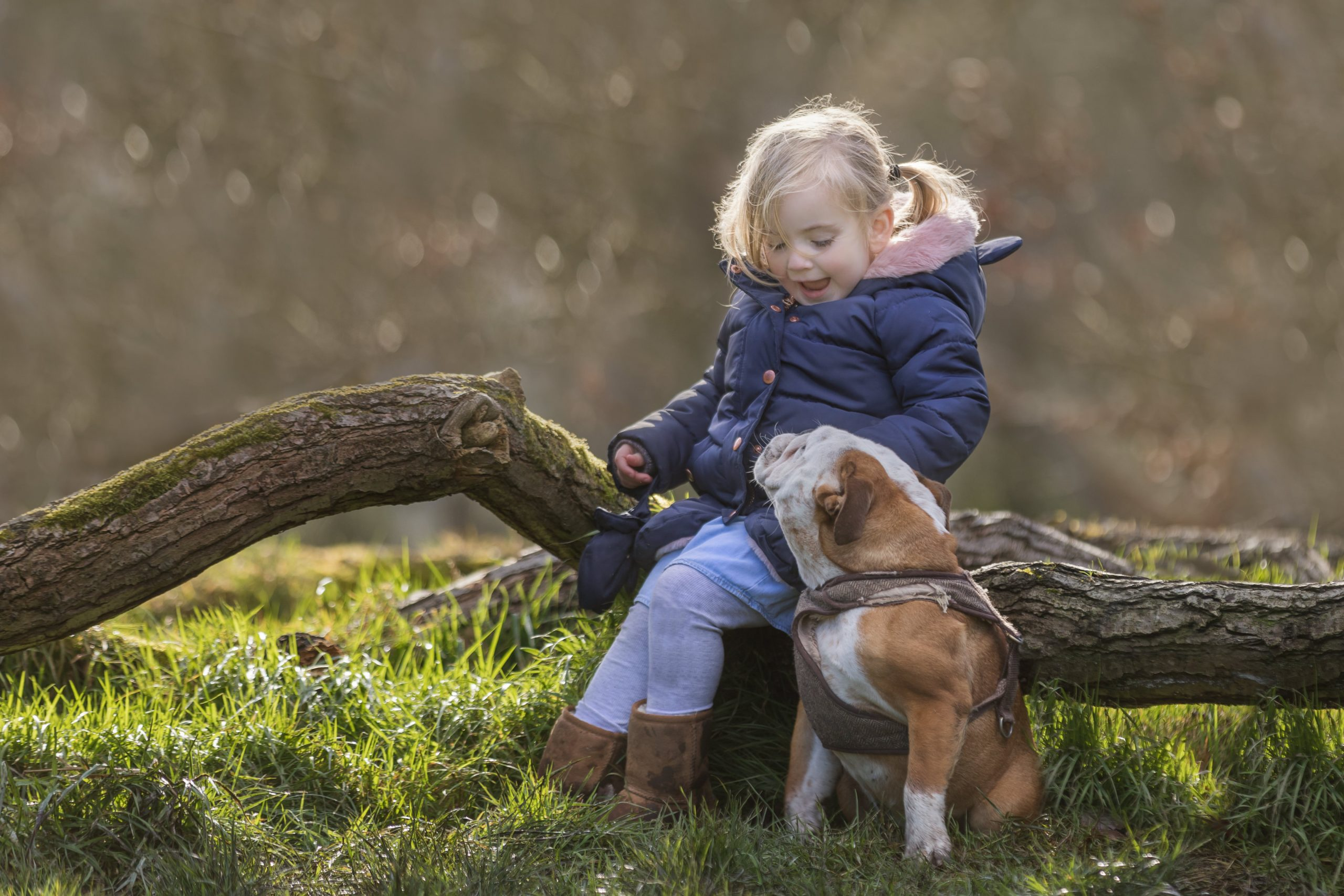 Natural family photography in Kent