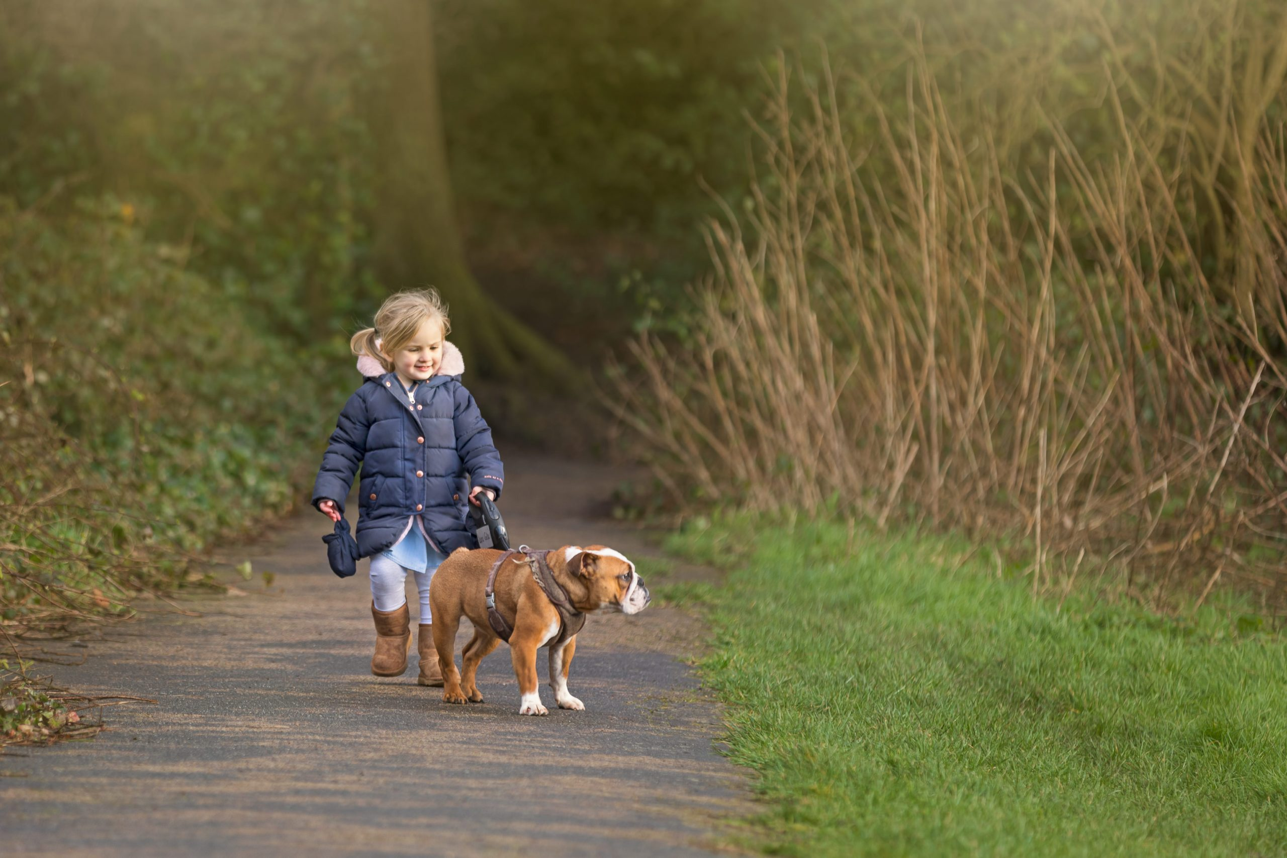Family and dog photography in Greenwich