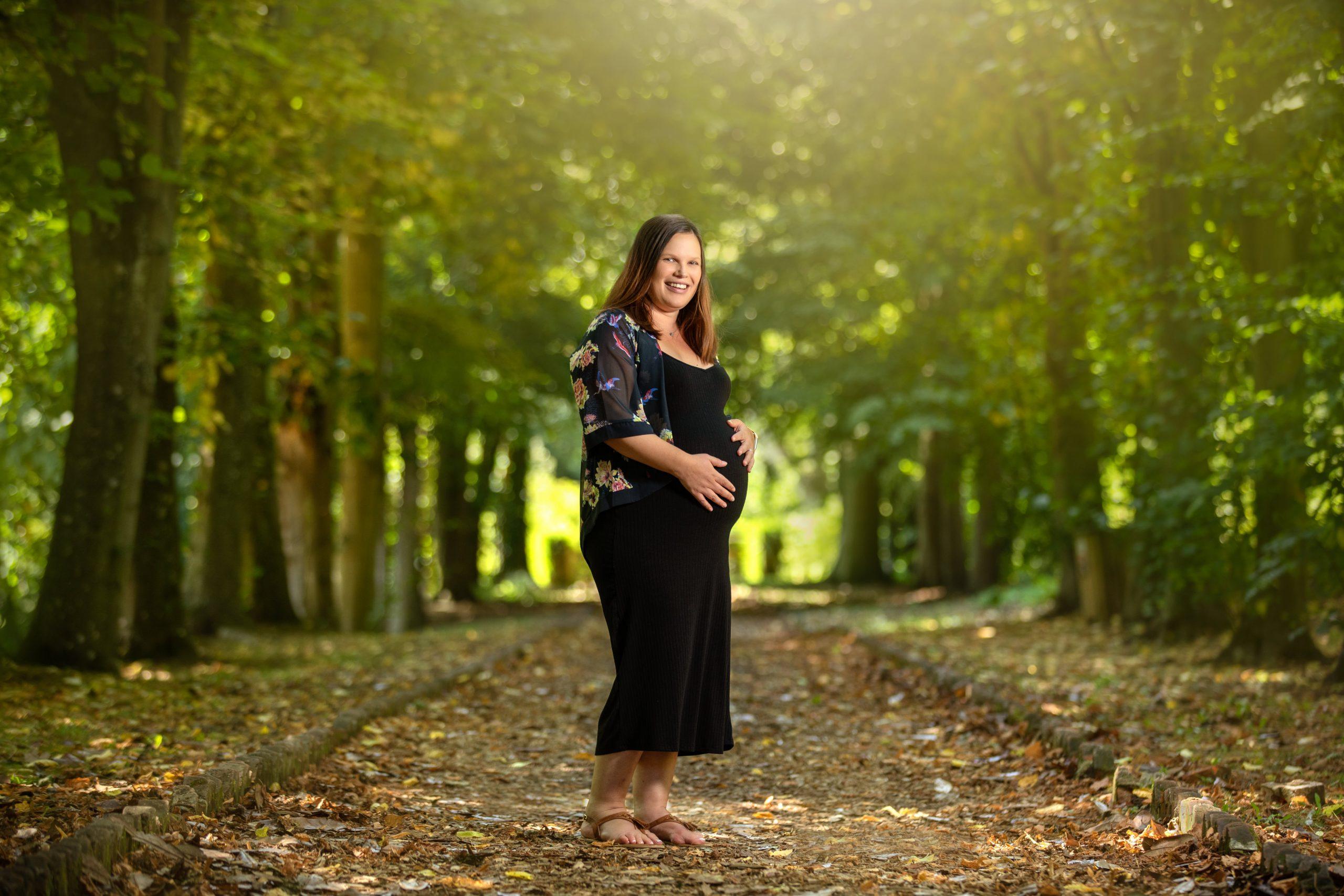 Kent pregnancy photo session