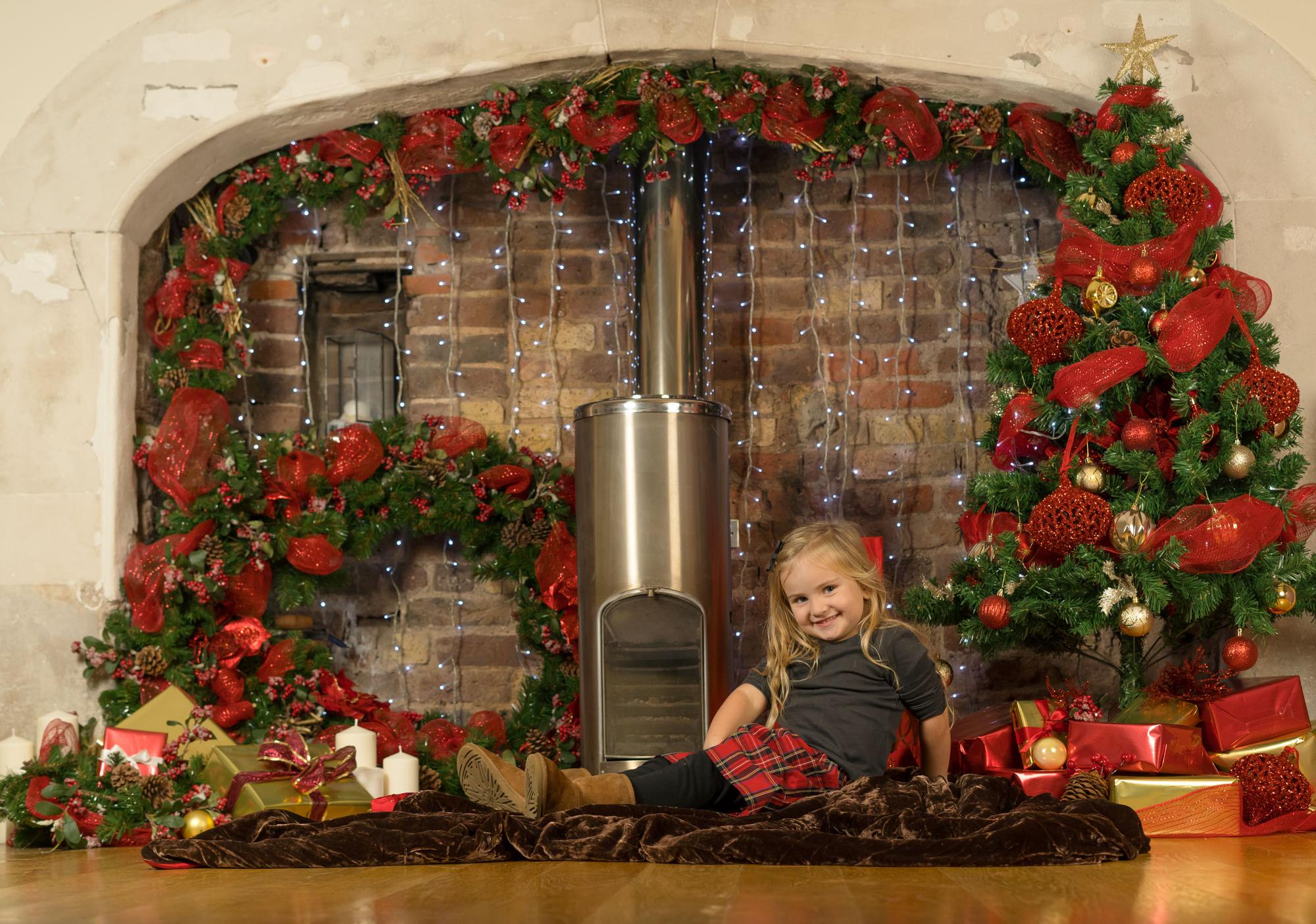 Christmas photoshoot 4